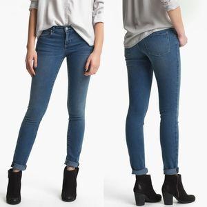 Articles of Society Mya Skinny Jeans in Atlantic